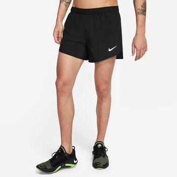 Nike Fast short Heren Zwart