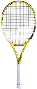 Babolat Boost Aero Strung tennisracket Heren Geel