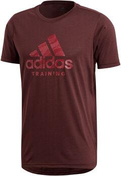 ADIDAS FreeLift Logo shirt Heren Rood