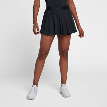 Nike Court Victory short Dames Zwart