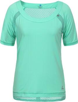 Luhta Carola shirt Dames Groen