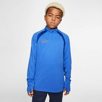 Nike Dry Academy Drill shirt Jongens Blauw