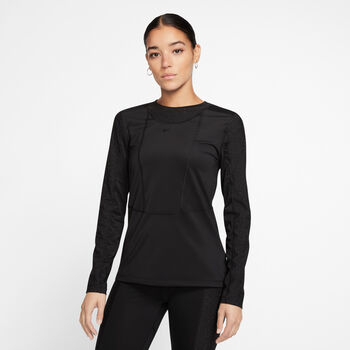 Nike Pro Warm Hollywood longsleeve Dames