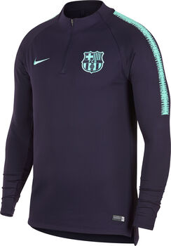 Nike FC Barcelona Dry Squad Drill shirt Heren Paars