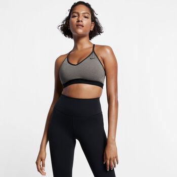 Nike Indy sportbeha Dames Grijs