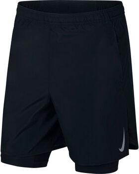 Nike Challenger 7-inch short Heren Zwart