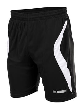 Hummel Manchester Short Heren Zwart