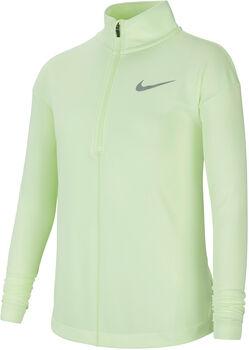 Nike 1/2-zip kids top Jongens Geel