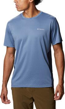 Columbia Zero Ice Cirro-cool shirt Heren Blauw