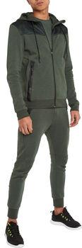 ENERGETICS Toddy II hoodie Heren Groen
