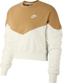 Nike Sportswear sweater Dames Wit