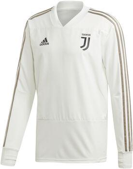 ADIDAS Juventus Training longsleeveshirt Heren Wit