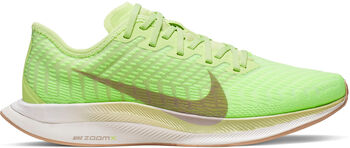 Nike Zoom Pegasus Turbo 2 hardloopschoenen Dames Groen