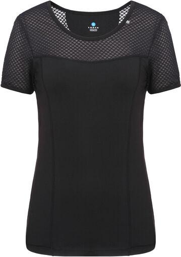 Luhta - Carita shirt - Dames - Kleding - Zwart - S