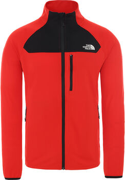The North Face Extent III fleece Heren Rood