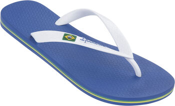 Ipanema Classic Brasil slippers Heren Blauw