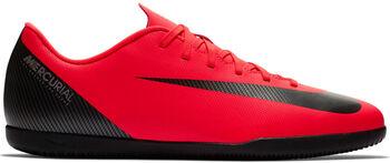 Nike VaporX 12 Club CR7 zaalvoetbalschoenen Heren Rood