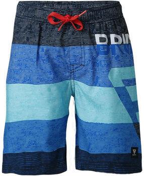 Brunotti Kelvin-PP kids zwemshort Jongens Blauw