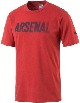 Puma Arsenal Fan shirt Heren Rood