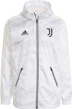 adidas Juventus Windjack Heren Wit