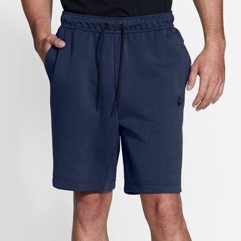 Nike Sportswear Tech Fleece short Heren Blauw