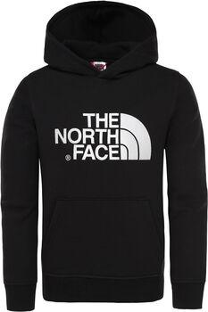 The North Face Drew Peak hoodie Jongens Zwart