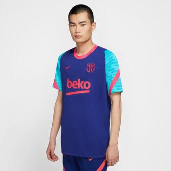 Nike FC Barcelona Strike top Heren Blauw
