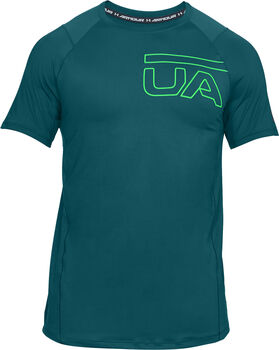Under Armour Raid 2.0 Graphic shirt Heren Blauw