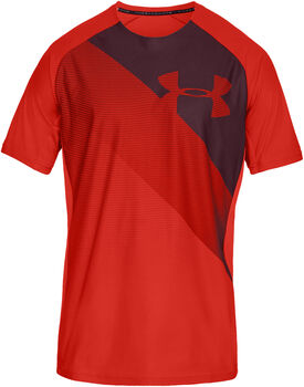Under Armour Threadborne Vanish shirt Heren Rood