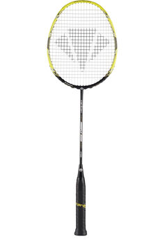 Carlton Powerflo 6000 G4 badmintonracket Heren Zwart