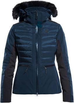 8848 Cristal ski-jas Dames Blauw