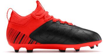 Puma ONE 5.3 FG/AG Jr voetbalschoenen Zwart