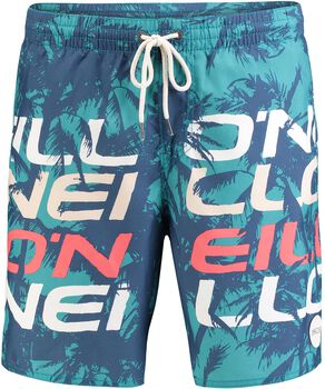 O'Neill Stacked 3 short Heren Groen