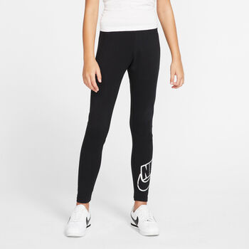 Nike Sportswear Favorites Shine tight Meisjes Zwart