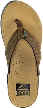 Reef J-Bay III slippers Heren Ecru