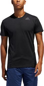 adidas AEROREADY 3-Stripes shirt Heren Zwart