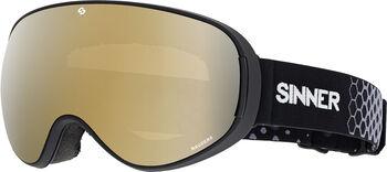 Sinner Nauders skibril Zwart