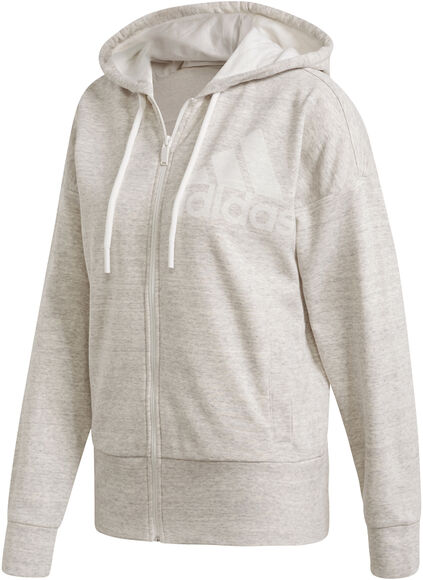 Melange hoodie
