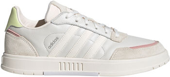 adidas Courtmaster schoenen Dames Bruin