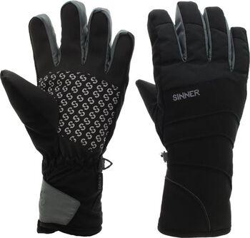 Sinner Tremblant handschoenen Dames Zwart