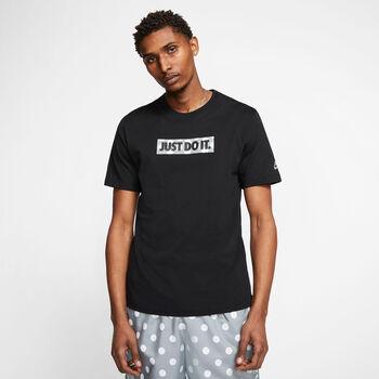 Nike Sportwear JDI t-shirt Heren Zwart