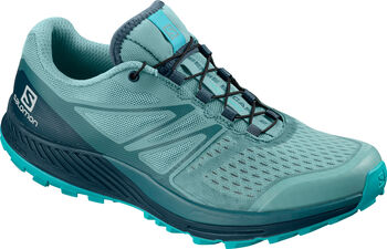 Salomon Sense Escape 2 trailschoenen Dames Blauw