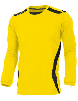 Hummel Club Shirt Ls Heren Geel