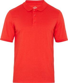 McKINLEY Active Pellew shirt Heren Rood