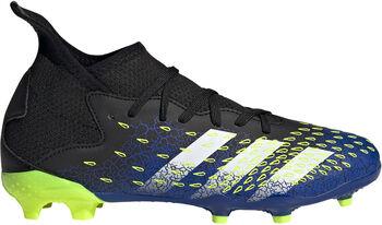 adidas Predator Freak .3 FG kids voetbalschoenen Zwart