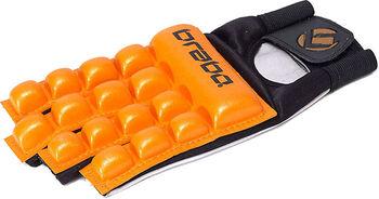Brabo F4 Foam hockeyhandschoen Heren Oranje