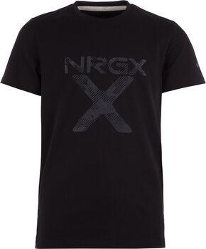 ENERGETICS Argente shirt Zwart