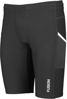 FUSION C3+ Short legging Heren Zwart