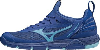 Mizuno Wave Luminous volleybalschoenen Heren Blauw