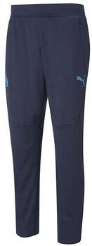 Puma Olympique Marseille Warming-Up broek Heren Blauw